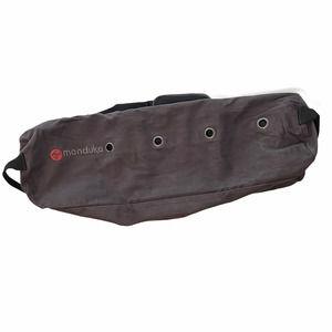 NEW Manduka MatSak Yoga Bag Large Graphite Cotton